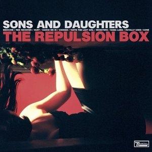 The Repulsion Box album cover
