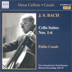 JS Bach: Cello Suites Nos.1-6 album cover