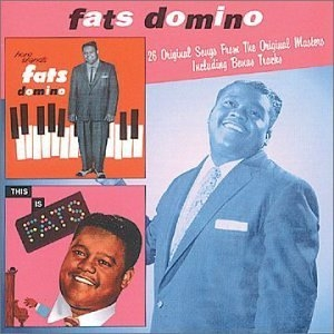 Here Stands Fats Domino-This Is Fats album cover