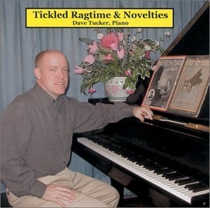 Tickled Ragtime & Novelties album cover