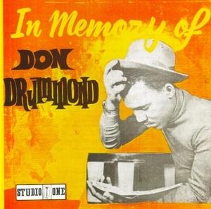 In Memory Of album cover