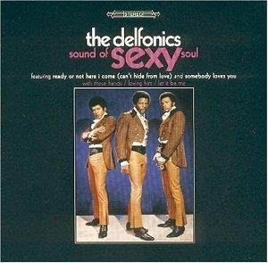 Sound Of Sexy Soul album cover