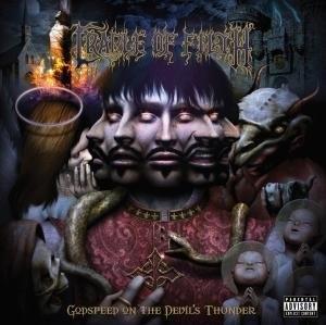 Godspeed On The Devil's Thunder album cover