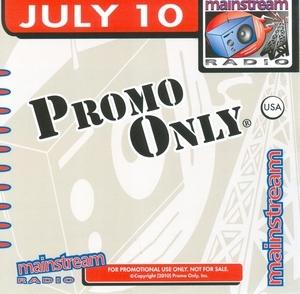 Promo Only: Mainstream Radio July '10 album cover