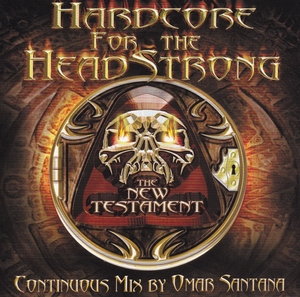Hardcore For The Headstrong: The New Testament album cover