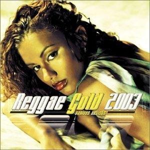 Reggae Gold 2003 album cover