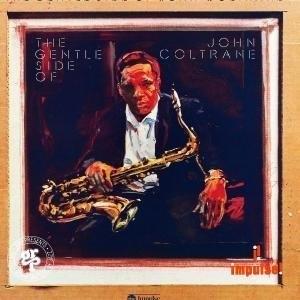 The Gentle Side Of John Coltrane album cover