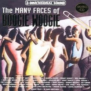 The Many Faces Of Boogie Woogie album cover