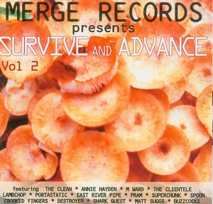 Survive and Advance Vol. 2: A Merge Records Compilation album cover