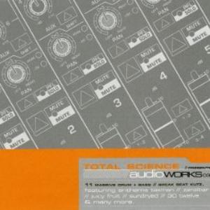 Audio Works 3 album cover