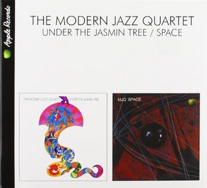 Under The Jasmin Tree~ Space album cover