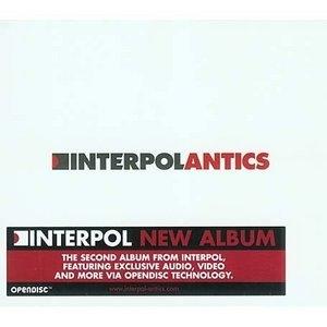 Antics album cover