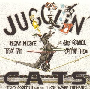 Jugglin' Cats album cover