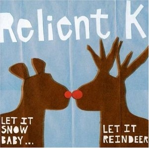 Let It Snow Baby... Let It Reindeer album cover