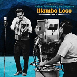 Mambo Loco album cover