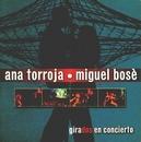 Girados En Concierto album cover