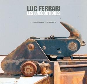 Les Anecdotiques: Exploitation De Concepts No. 6 album cover