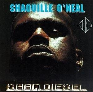 Shaq Diesel album cover