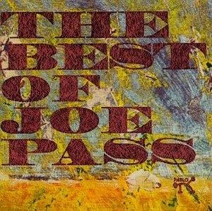 The Best Of Joe Pass album cover
