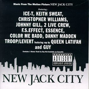 New Jack City (Music From The Motion Picture) album cover