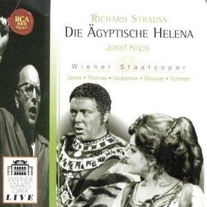 Strauss: Die Ägyptische Helena album cover