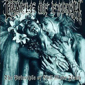 The Principle Of Evil Made Flesh album cover