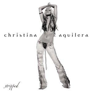 Stripped album cover