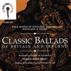 Classic Ballads Of Britain And Ireland, Vol. 1 album cover