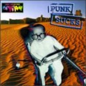 Punk Sucks album cover
