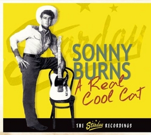 A Real Cool Cat: The Starday Recordings album cover