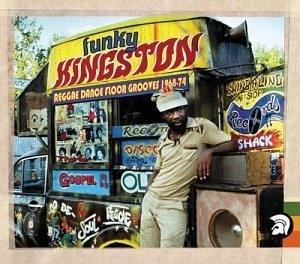 Funky Kingston: Reggae Dance Floor Grooves 1968-74 album cover