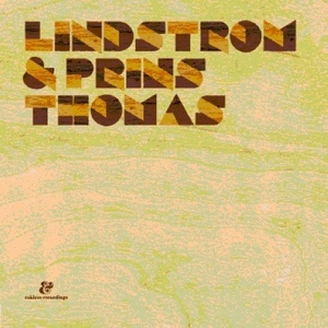 Lindstrøm & Prins Thomas album cover