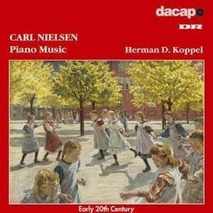 Nielsen: Piano Music album cover
