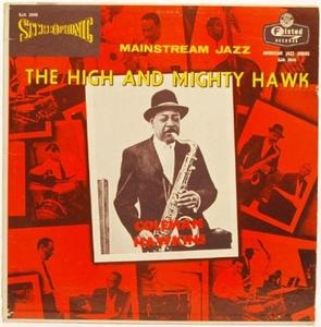 High And Mighty Hawk album cover