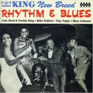 King New Breed: Rhythm & Blues album cover