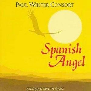 Spanish Angel album cover