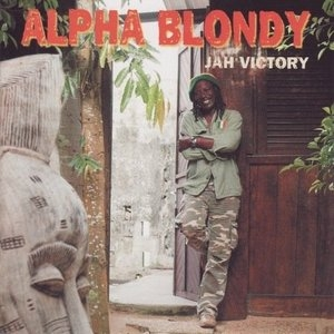 Jah Victory album cover