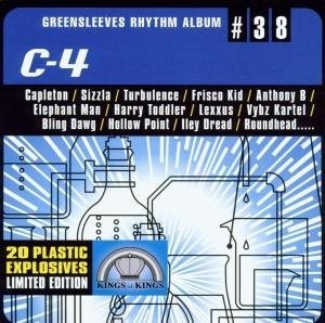 Greensleeves Rhythm Album #38: C-4 album cover