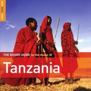 Rough Guide To The Music Of Tanzania album cover