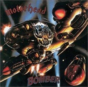 Bomber album cover