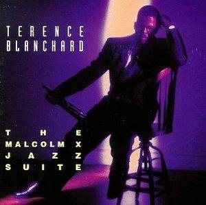 The Malcolm X Jazz Suite album cover