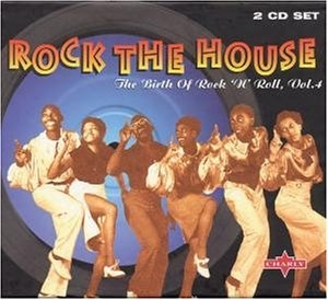 Rock The House Vol.4 album cover