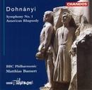 Dohnanyi: Symphony No.1, ... album cover