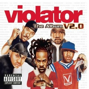 Violator: The Album, V2.0 album cover