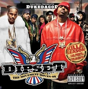 Cam'Ron Presents Dipset: The Movement Moves On album cover