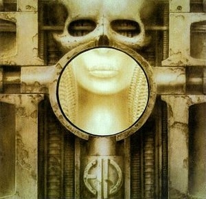 Brain Salad Surgery album cover