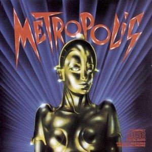 Metropolis (Original Motion Picture Soundtrack) album cover