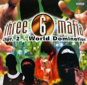 Chapter 2 World Domination album cover