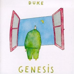 Duke album cover