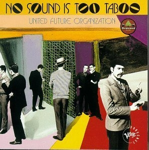 No Sound Is Too Taboo album cover